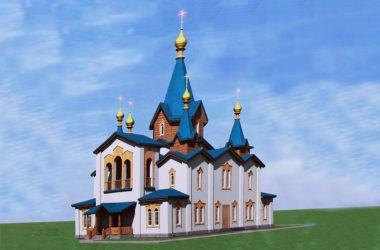 Храм в честь иконы Божией Матери «Утоли моя печали» (с. Федяково)