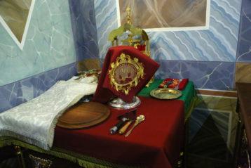 31 декабря. В Александро-Невском кафедральном соборе (фото Сергея Лотырева)