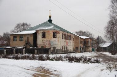 Храм в честь Воскресения Христова г. Балахна