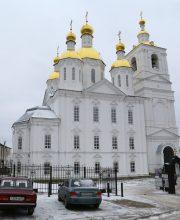 Спасо-Преображенский монастырь Арзамаса 1