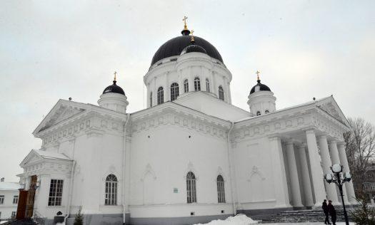 Митрополит Георгий совершит рождественское богослужение вАлександро-Невском кафедральном соборе