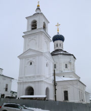 Свято-Николаевский монастырь 2