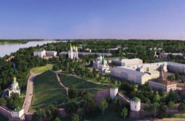 Восстановление храмов Кремля