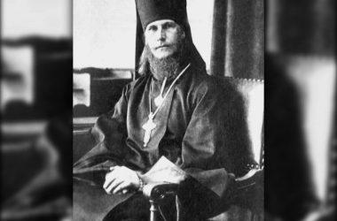 Новомученик епископ Зверев