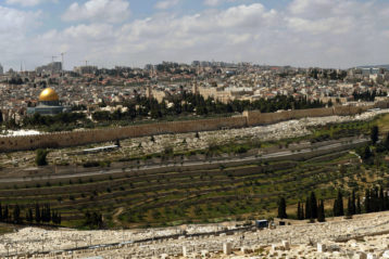 7 апреля. Иерусалим (фото Алексея Козориза)
