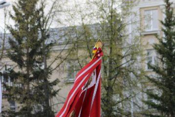 12 мая. Саровская дивизия Национальной гвардии награждена орденом Жукова (фото Марии Курякиной)