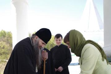 15 мая. В Вознесенском Печерском монастыре (фото Алексея Козориза)