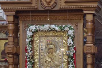 28 мая. В Александро-Невском кафедральном соборе Нижнего Новгорода (фото Алексея Козориза)