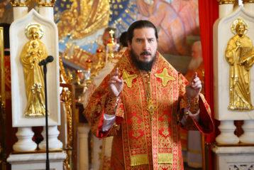 6 мая. Епископ Лысковский и Лукояновский Силуан (фото Сергея Лотырева)