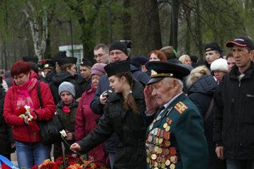 9 мая. На праздновании 72-й годовщины Победы в Великой Отечественной войне (фото Алексея Козориза)