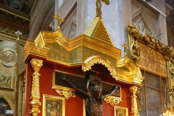 17 июня. В кафедральном соборе во славу Воскресения Христова города Арзамаса (фото Сергея Лотырева)