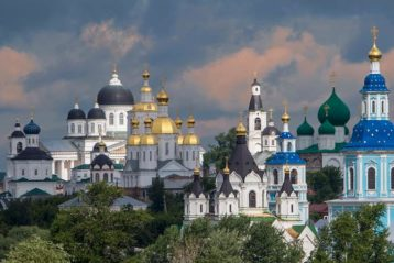 23 июня. Город Арзамас (фото Владимира Ходакова)
