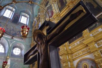 5 июня. В нижегородском соборном храме во имя Пресвятой Живоначальной Троицы (фото Алексея Козориза)