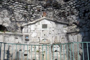 Алтарная часть храма великомученика Феодора Тирона