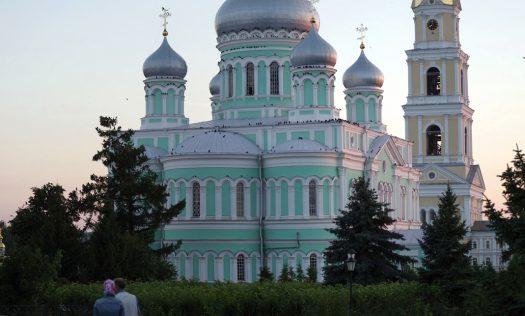 Шанцев: установка монумента семье НиколаяII вДивеево символична