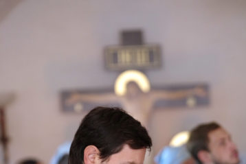 24 июля. В Старицком Свято-Успенском монастыре (фото Алексея Козориза)