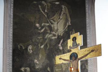 13 августа. В Воскресенском кафедральном соборе Арзамаса (фото Сергея Власова)