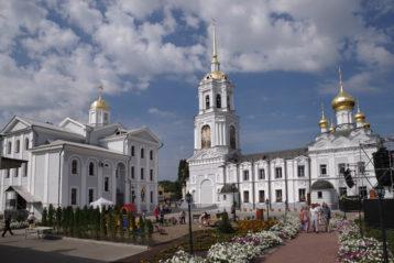 19 августа. Спасо-Преображенская (Карповская) церковь (фото Алексея Козориза)
