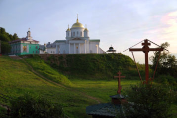 24 августа. Нижегородская духовная семинария (фото Алексея Козориза)