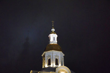 29 августа. Благовещенский собор Свято-Троицкого Серафимо-Дивеевского монастыря (фото Алексея Козориза)