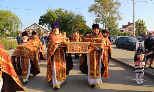 Ковчег с частичками мощей 54 новомучеников прибудет вБашкирию