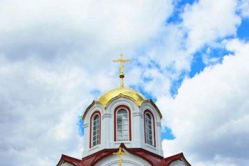 3 сентября. Храм в честь преподобного Антония Великого г. Дзержинска (фото Натальи Уваровой)