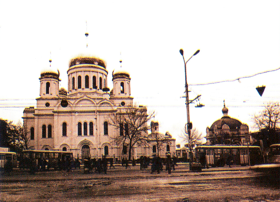 Богородице-Рождественский собор в 1970-е годы
