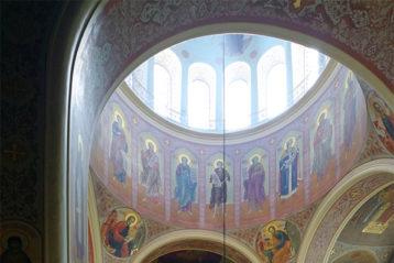 29 сентября. В Екатерининском кафедральном соборе Краснодара (фото Алексея Козориза)