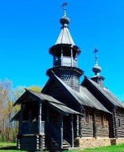 Михаило-Архангельская церковь. Село Большое Болдино (Клетский)