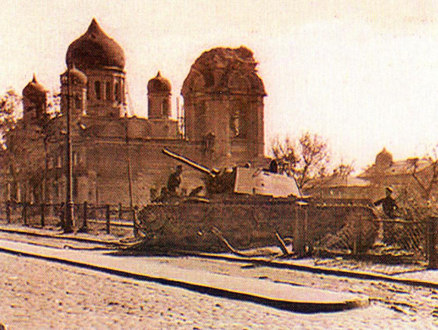 Собор в 1942 году