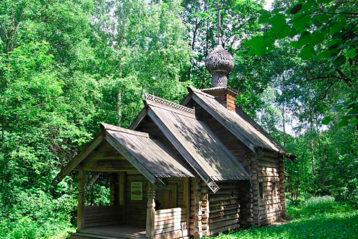 Церковь Покрова Пресвятой Богородицы. Село Зеленое (Клетский)