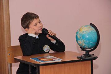 6 октября. На праздновании Дня учителя в дзержинской православной гимназии (фото Натальи Уваровой)