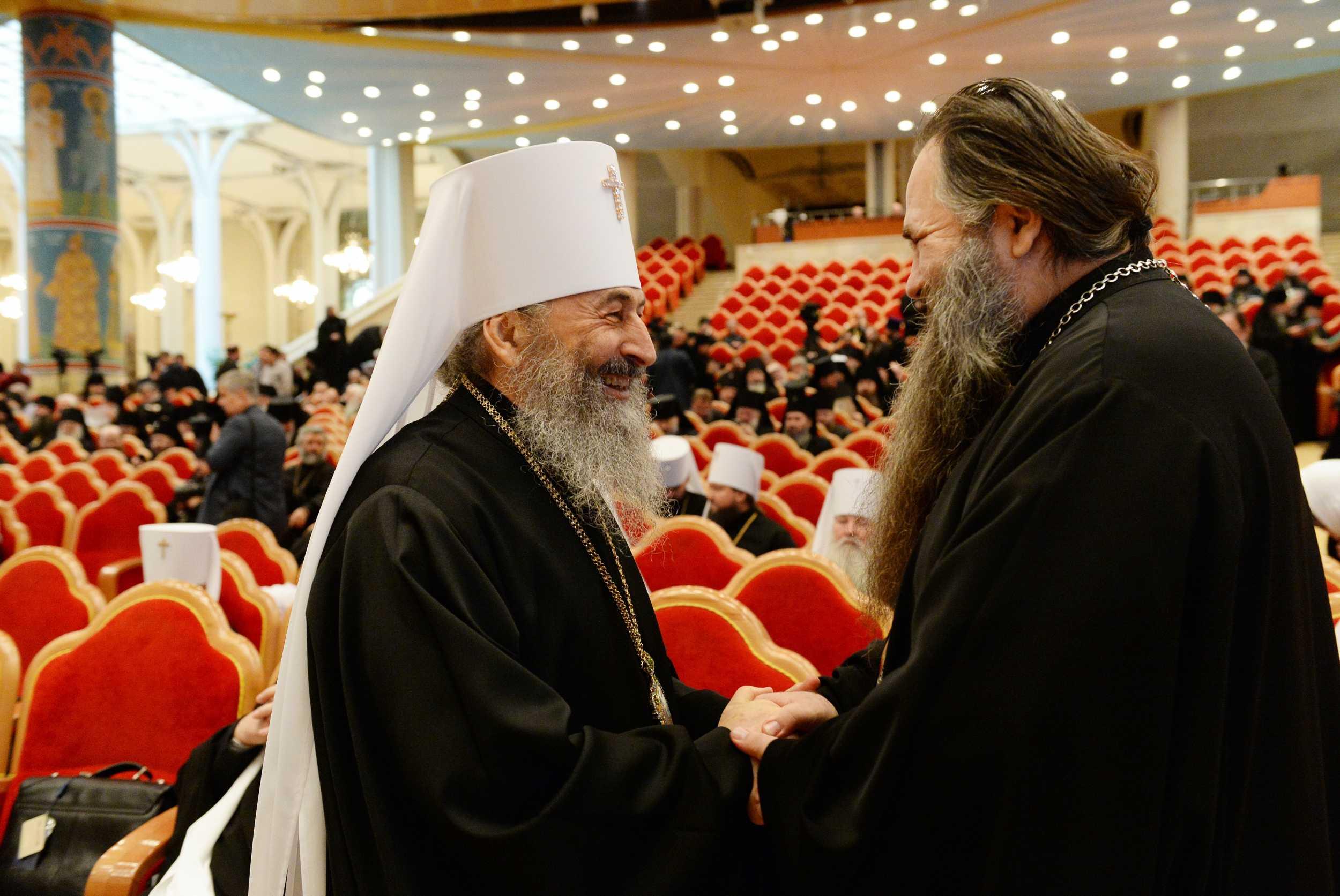 Митрополит Георгий поделился впечатлениями о первом дне работы Архиерейского Собора Русской Православной Церкви