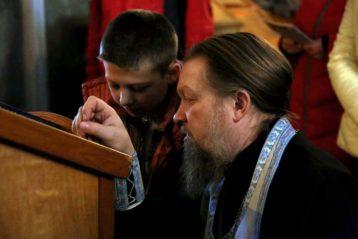 1 ноября. В Троицком соборе Серафимо-Дивеевского монастыря (фото монастыря)
