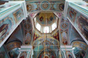 21 декабря. В соборе в честь Владимирской иконы Божией Матери Оранского Богородицкого монастыря (фото отдела образования)