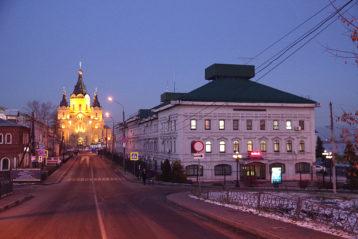 3 ноября. Александро-Невский кафедральный собор (фото Алексея Козориза)