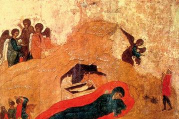 Рождество Христово. XVв. (Тверь)