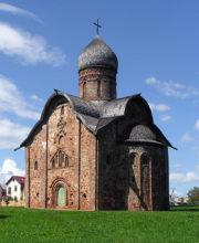 Церковь святых Петра и Павла в Кожевниках