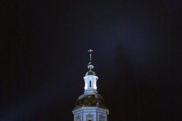 14 января. Благовещенский собор Серафимо-Дивеевского монастыря (фото Сергея Лотырева)