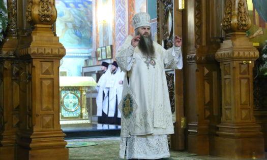 Хиротония в митрополита нижегородского георгия видео