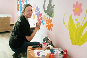 Flicker/Волонтерский проект «Яркий рисунок» (2014-2015)