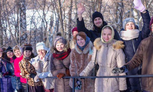 Неменее 1200 волонтеров помогут впроведении ЧМ-2018 вНижнем Новгороде