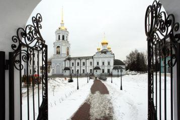 3 апреля. Карповская церковь Нижнего Новгорода (фото Бориса Поварова)