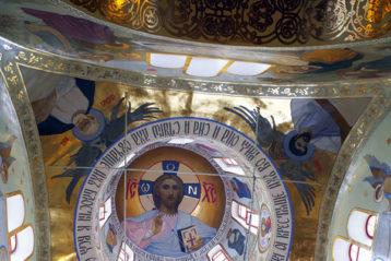 6 мая. В храме в честь преподобного Серафима Саровского (фото Алексея Козориза)