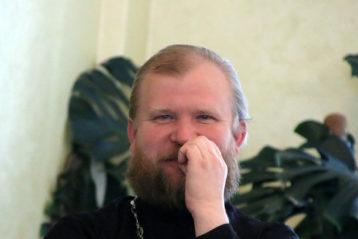 11 июня. Протоиерей Павел Павликов (фото Марии Курякиной)