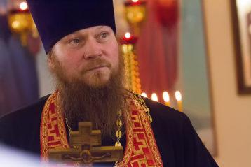 4 июня. Протоиерей Виктор Поляков (фото Приокского благочиния)