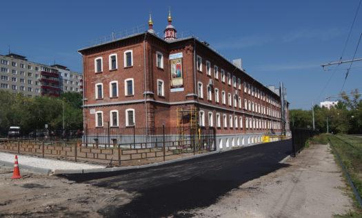 1 сентября в Нижнем Новгороде откроется новая православная гимназия имени  святых равноапостольных Кирилла и Мефодия 59a34ce8663