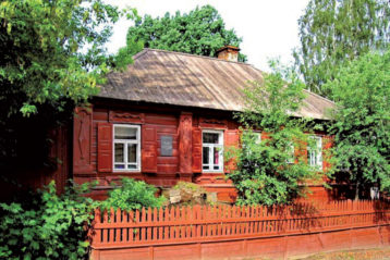Домик Каширина – музей повести «Детство»
