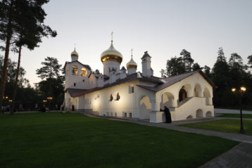 16 июля. Храм в честь Царственных страстотерпцев (фото Алексея Козориза)