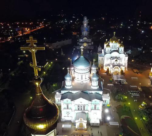 31 августа. Свято-Троицкий Серафимо-Дивеевский монастырь (фото Александра Фролова)